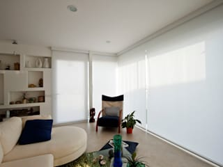 Giardino d'inverno RP:  in stile  di Laboratorio di Progettazione Claudio Criscione Design