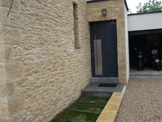 ALCOVE Maisons modernes par èk Architectes & Designers Moderne