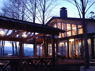 Design3 オリジナルな 家 の 株式会社 IDEAL建築設計研究所 オリジナル