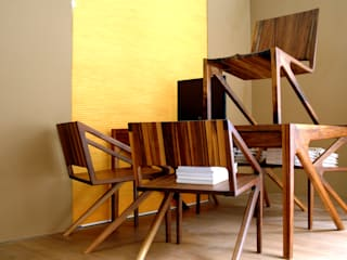reed chair: parr의 현대 ,모던