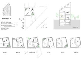 Casas  por FLAT HOUSE,