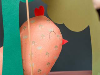 BIRD POUET POUET:  de style  par Bella Cicci -