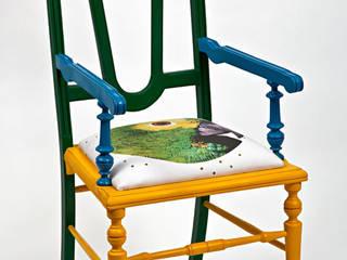 Poltronas, Bancos e Cadeiras por Olhar o Brasil