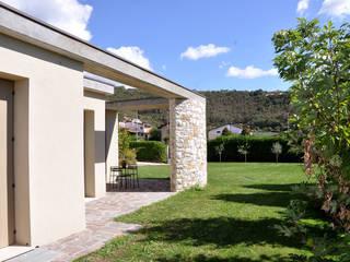 Villa I - Casa unifamiliare, Monticelli Brusati, 2011 Case moderne di Studioartec Moderno