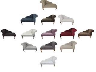 Mini Chaise Longues: classic  by Beaumont Home Furnishings, Classic