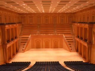 Arsenal Music Center:  de estilo  de Ricardo Bofill Taller de Arquitectura