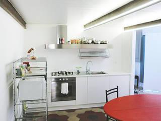 LA CUCINA... Case in stile minimalista di Di Origine Progettuale DOParchitetti Minimalista