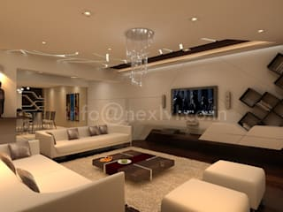 MR.OM JANGID'S RESIDENCE by NEX LVL DESIGNS PVT. LTD.