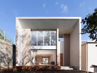 船橋の家 モダンな 家 の 秦野浩司建築設計事務所 モダン