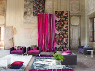 Madhuri Print collection AW14 de Designers Guild Moderno