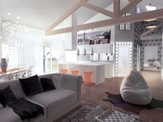 Living room by AAA