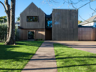 Marine Parade Dorrington Atcheson Architects Modern home