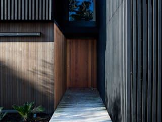 Marine Parade Modern windows & doors by Dorrington Atcheson Architects Modern