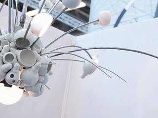 Suspension SuperNova:  de style  par Atelier Ceramics d. - Delphine Millet