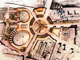 Les Echelles du Baroque:  de estilo  de Ricardo Bofill Taller de Arquitectura