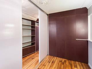 2P SUR MESURE // APPARTEMENT Chambre par apie architectes