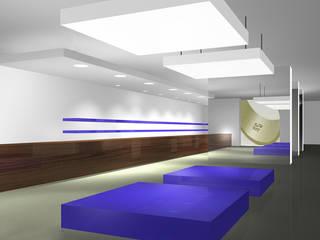 Concept Store:  Geschäftsräume & Stores von SW  Retail+Interior Design,Minimalistisch