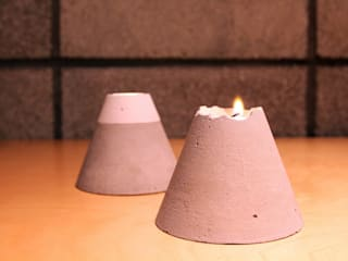 Candle cong: kyuhowen의  가정 용품