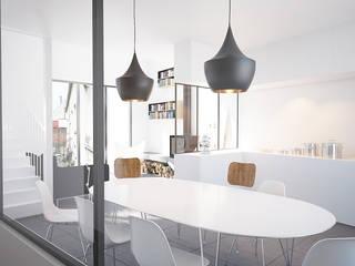 modern Kitchen by BAPTISTE LEGUÉ
