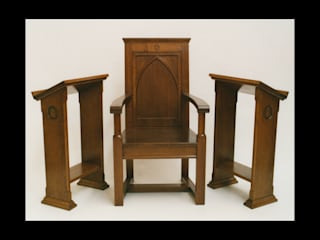 Church Furniture:   by A. P. Lapthorn