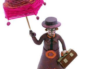 Madame Poppin's:  de style  par VINCENT DELPHINE