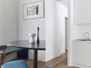 Casas modernas de Fabio Azzolina Architetto Moderno