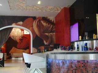 Restaurante La Platea:  de estilo  de I+dinarQ