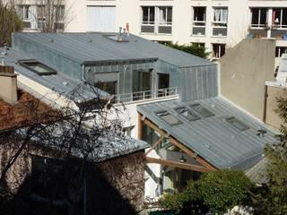Au bout d'un impasse parisien :  de style  par APGL