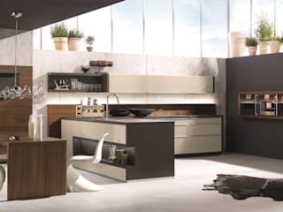 ALNOPRIME ALNO (UK) Ltd KitchenCabinets & shelves