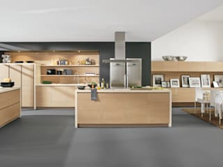 ALNOSTAR NATURELINE ALNO (UK) Ltd KitchenCabinets & shelves