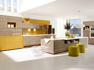 ALNOPLAN & ALNOSUND ALNO (UK) Ltd KitchenCabinets & shelves
