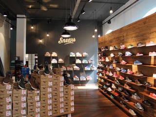 Sneaxs in Kiel:   von Cedes: GmbH Die Lichtfabrik