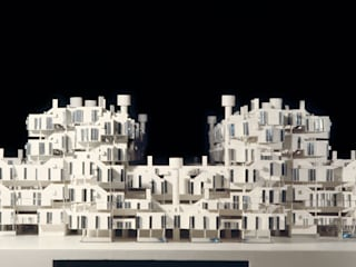 City in the Space:  de estilo  de Ricardo Bofill Taller de Arquitectura