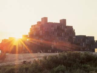 Kafka Castle:  de estilo  de Ricardo Bofill Taller de Arquitectura