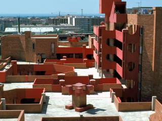 Gaudí District:  de estilo  de Ricardo Bofill Taller de Arquitectura