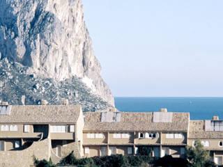 Plexus Apartments:  de estilo  de Ricardo Bofill Taller de Arquitectura