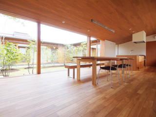 三本松の家 (House in Sanbonmatsu): gramdesignが手掛けたダイニングです。