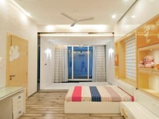 KIDS ROOM Rooms by artha interiors private limited