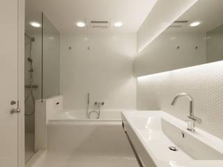 TN-house: エアスケープ建築設計事務所が手掛けた現代のです。,モダン