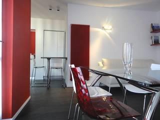 studionove architettura Living roomLighting