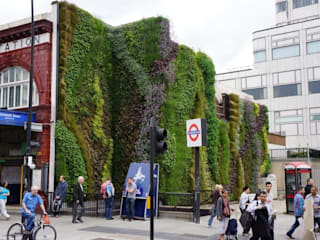 Edgware Road Tube Station de Biotecture