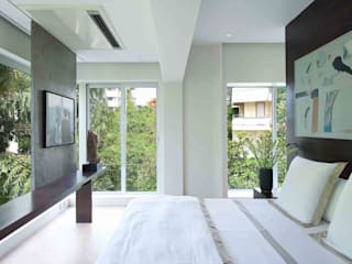 apartment on Malabar Hill- 2, Mumbai Rooms by Rajiv Saini & Associates