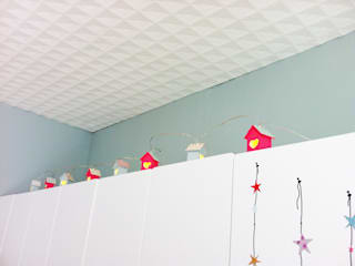 Nursery/kid's room by Judith Wolff Architecte d'intérieur