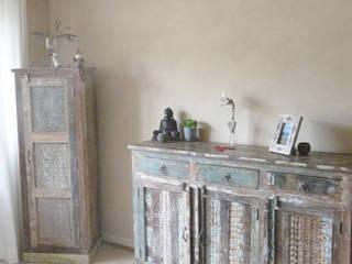 Schlafzimmer Schlafzimmer im Landhausstil von Atelier Feynsinn | Innenarchitektur Landhaus