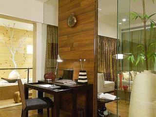 Casas de estilo  por shahen mistry architects