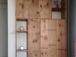 appartamento: Case in stile  di Pelizzi Architettura