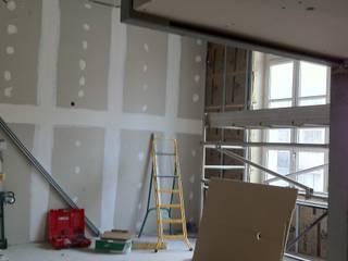 Appartement:  de style  par Bonin architecte interieur