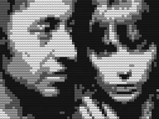 Brixels – Customized LEGO mosaics Brixels Kunst Bilder & Gemälde