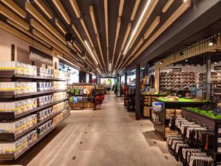 Ce -Line LED Lichtleiste:  Ladenflächen von Cedes: GmbH Die Lichtfabrik