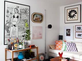 Mauricio Arruda Design:  tarz Oturma Odası